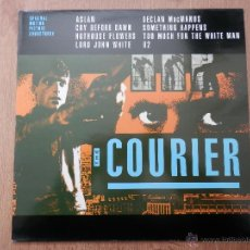 Discos de vinilo: THE COURIER. ORIGINAL MOTION PICTURE SOUNDTRACK - DIVERSOS AUTORES. Lote 35727219