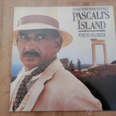 Discos de vinilo: PASCALI'S ISLAND. ORIGINAL MOTION PICTURE SOUNDTRACK - MUSIC BY LOEK DIKKER. Lote 35727287