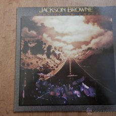 Discos de vinilo: RUNNING ON EMPTY - JACKSON BROWNE. Lote 35729126