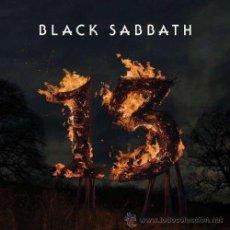 Discos de vinilo: 2LP BLACK SABBATH 13 180G VINILO VERTIGO. Lote 73113426