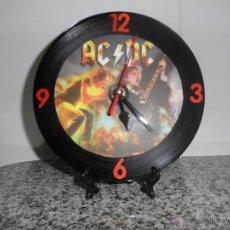 Discos de vinilo: RELOJ,VINILO 7 AC/DC, METALLICA.BARRICADA,AC/DC,KREATOR. Lote 40514771