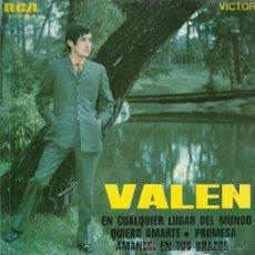 Discos de vinil: VALEN EP SELLO RCA VICTOR AÑO 1969. Lote 40519218