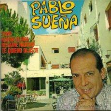 Discos de vinilo: PABLO SUEÑA EP SELLO SAYTON AÑO 1968. Lote 40519239