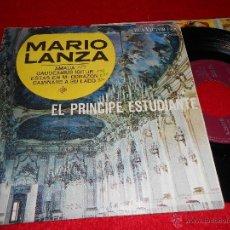 Discos de vinilo: MARIO LANZA AMADA/GAUDEAMUS IGITUR/ESTAS EN MI CORAZON/CAMINARE A SU LADO 7 EP 1966 RCA VICTOR SPAIN. Lote 40522252