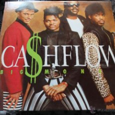 Discos de vinilo: CASHFLOW BIG MONEY. Lote 40522302