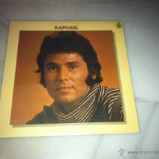 Discos de vinilo: RAPHAEL. Lote 40535451