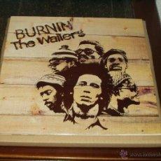 Discos de vinilo: THE WAILERS LP BURNIN'. Lote 40539087