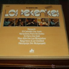 Discos de vinilo: PEKENIKES LP LO NUEVO DE..... Lote 56467074