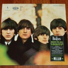 Discos de vinilo: THE BEATLES - BEATLES FOR SALE - NUEVO - REMASTERED - CARPETA DOBLE. Lote 40540499