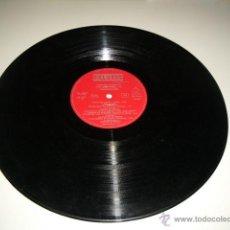 Discos de vinilo: VARIADO FLAMENCO/ PEPE MARCHENA PERLITA DE HUELVA GORDITO DE TRIANA PERLA SOLO DISCO SIN CARATULA. Lote 149293206