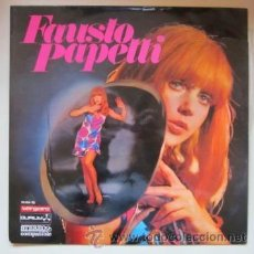 Discos de vinilo: FAUSTO PAPETTI - 1970. Lote 40546987