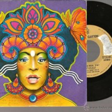 Discos de vinilo: SG MERRY CLAYTON : LA REINA BRUJA / THE ACCID QUEEN ( THE WHO & TOMMY ) . Lote 40547465