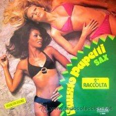 Discos de vinilo: FAUSTO PAPETTI - 2ª RACCOLTA - 1978 - SEXY COVER. Lote 40548101