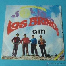 Discos de vinilo: LOS BRINCOS. ANANAI. SOL DE JULIO. NOVOLA. Lote 40549352