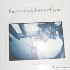 Discos de vinilo: THE CURE (SN) PICTURES OF YOU AÑO 1990. Lote 40549540