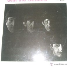 Discos de vinilo: THE BEATLES (LP) WITH THE BEATLES AÑO 1964. Lote 40549890