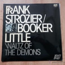 Discos de vinilo: WALTZ OF THE DEMONS - FRANK STROZIER. BOOKER LITTLE. Lote 36137226