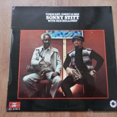 Disques de vinyle: FORECAST: SONNY & RED - SONNY STITT WITH RED HOLLOWAY. Lote 36137505