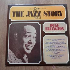Discos de vinilo: DUKE ELLINGTON Y SU ORQUESTA. THE JAZZ STORY, VOL. 2 - DUKE ELLINGTON Y SU ORQUESTA. Lote 36138177
