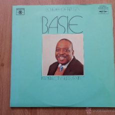 Dischi in vinile: KANSAS CITY SUITE/EASIN' IT. ECHOES OF AN ERA - COUNT BASIE. Lote 36138349
