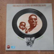Discos de vinilo: THE DIZZY GILLESPIE REUNION BIG BAND. 20TH AND 30TH ANNIVERSARY - DIZZY GILLESPIE. Lote 36328875