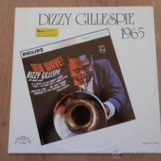 Discos de vinilo: NEW WAVE! DIZZY GILLESPIE 1965 - DIZZY GILLESPIE. Lote 36329472