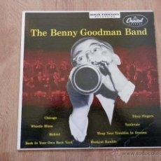 Discos de vinilo: THE BENNY GOODMAN BAND - THE BENNY GOODMAN BAND. Lote 36330352