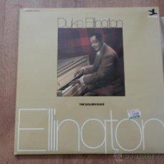 Discos de vinilo: THE GOLDEN DUKE ELLINGTON - DUKE ELLINGTON. Lote 36332530