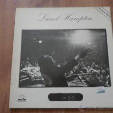 Discos de vinilo: LIVE IN EUROPE - LIONEL HAMPTON . Lote 36332665