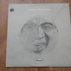 Discos de vinilo: LIONEL HAMPTON AND THE INNER CIRCLE - LIONEL HAMPTON. Lote 36332668