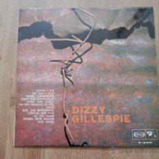 Discos de vinilo: DIZZY GILLESPIE - DIZZY GILLESPIE. Lote 36332780