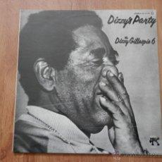 Discos de vinilo: DIZZY'S PARTY - THE DIZZY GILLESPIE 6. Lote 36332900