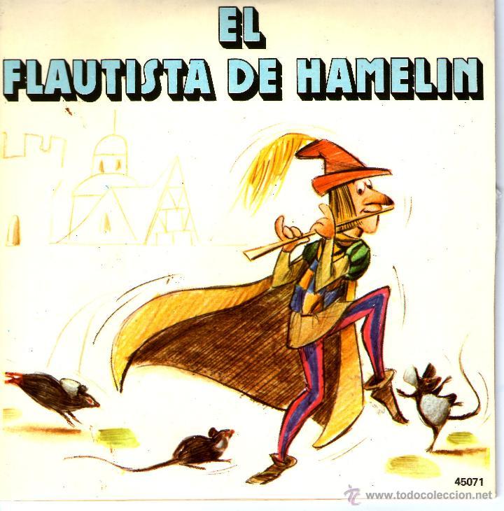 EL FLAUTISTA DE HAMELIN (Música - Discos - Singles Vinilo - Música Infantil)