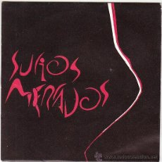 Discos de vinilo: SUCIOS MERCADOS - STREAP-TEASE / NOSTALGIA, 1990, PROMO. Lote 40571435