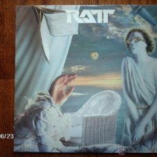 Discos de vinilo: RATT - REACH FOR THE SKY . Lote 40583758
