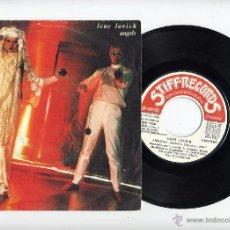 Discos de vinilo: LENE LOVICH SINGLE 45 RPM ANGLES STIFF RCDS. 1980. Lote 40584452