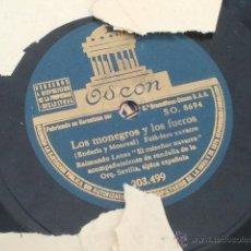 Discos de vinilo: TAFALLA Y LA CARDELINA / LOS MONEGROS Y LOS FUEROS. RAIMUNDO LANAS Y RONDALLA. NAVARRO. NAVARRA. . Lote 40589699