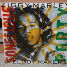 Discos de vinilo: DISCO VINILO ZIGGY MARLEY MELODY MAKERZ. Lote 40596514
