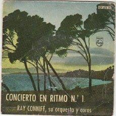 Discos de vinilo: RAY CONNIFF CON SU ORQUESTA Y COROS, SCHUBERT Y TCHAIKOVSKY, PHILLIPS DEL AÑO 1960. Lote 40596813