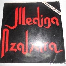 Discos de vinilo: MEDINA AZAHARA (LP) GRABADO EN DIRECTO EN LEGANES 30/06/1990 - DOBLE DISCO. Lote 40598582