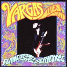 Discos de vinilo: LP VARGAS BLUES BAND FLAMENCO BLUES EXPERIENCE VINILO. Lote 40604077