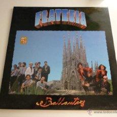 Discos de vinilo: PLATERIA - BALLAUTORS 1990. Lote 143393988