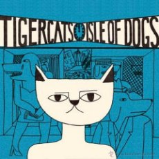 Discos de vinilo: LP TIGERCATS ISLE OF THE DOGS LTD VINYL WAVE PICTURES HEFNER VIOLENT FEMMES. Lote 40617338