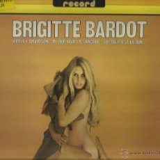 Discos de vinilo: BRIGITTE BARDOT LP SELLO COLLECTION RECORD AÑO 1974 EDITADO EN FRANCIA.. Lote 40622952