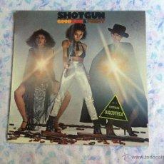 Discos de vinilo: LP SHOTGUN-GOODBAD&FUNKY. Lote 40628868