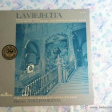 Discos de vinilo: LP LA VIEJECITA-ANA MARIA IRIARTE. Lote 40631133
