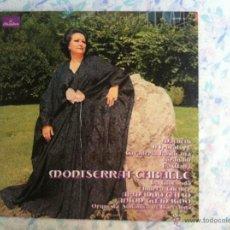 Discos de vinilo: LP MONTSERRAT CABALLE-MACBETH. Lote 40631181
