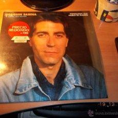 Disques de vinyle: JOAQUÍN SABINA. Lote 40631515