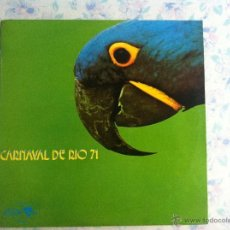 Discos de vinilo: LP CARNAVAL DE RIO 71. Lote 40631532