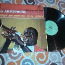 Discos de vinilo: LOUIS ARMSTRONG - LP. Lote 40638083